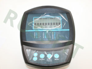 консоль компьютер для вело тренажера эллиптического гребного тренажера