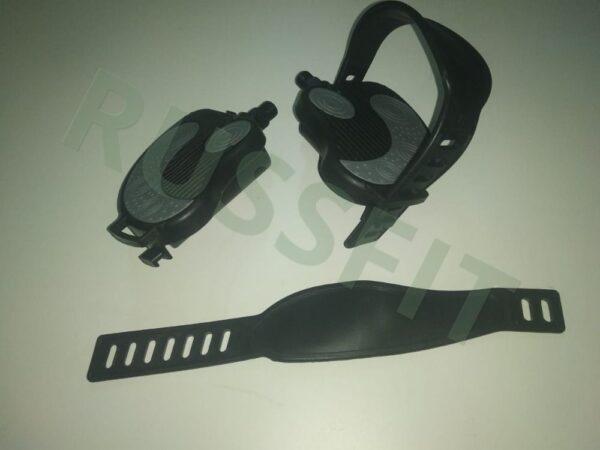 педали для велотренажера на тренажер резьба 12,7 мм арт. PVMA-001